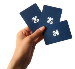 3 karty